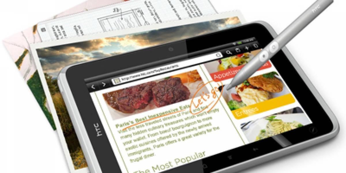 La HTC Flyer cuesta 499 dólares en preventa de Best Buy