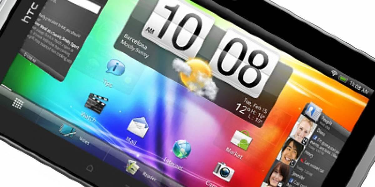 En España ya se puede reservar la HTC Flyer