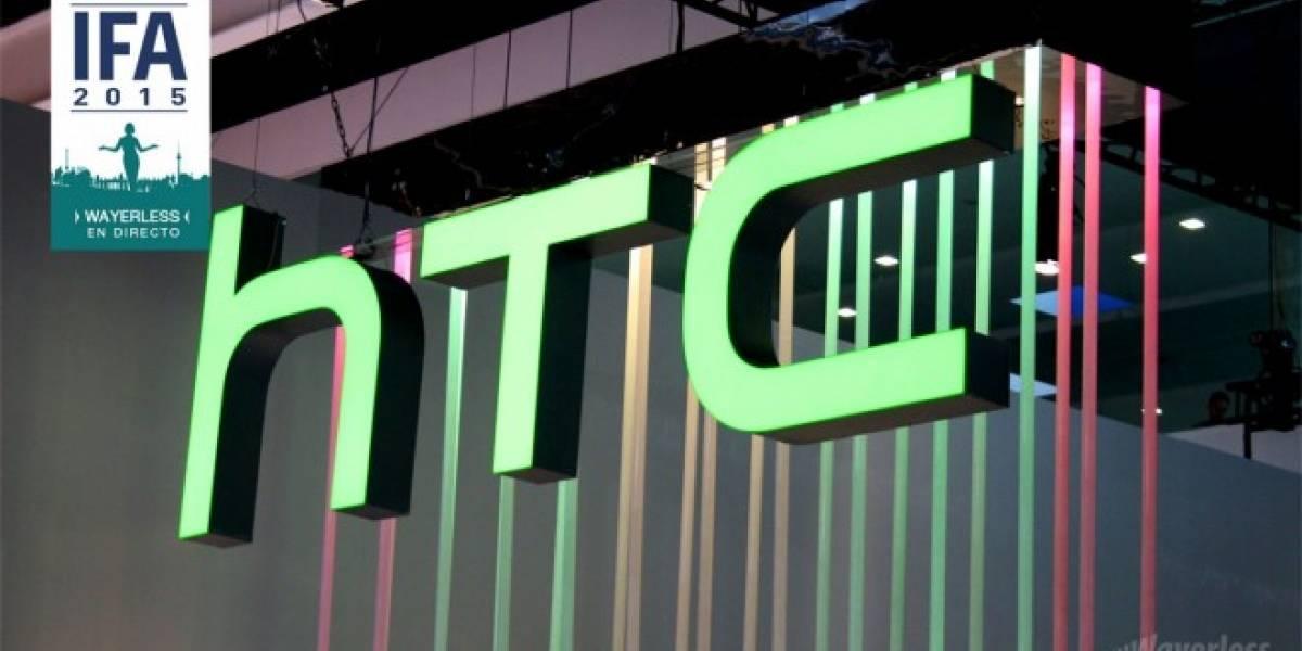 HTC podría lanzar su smartwatch a principios del próximo año