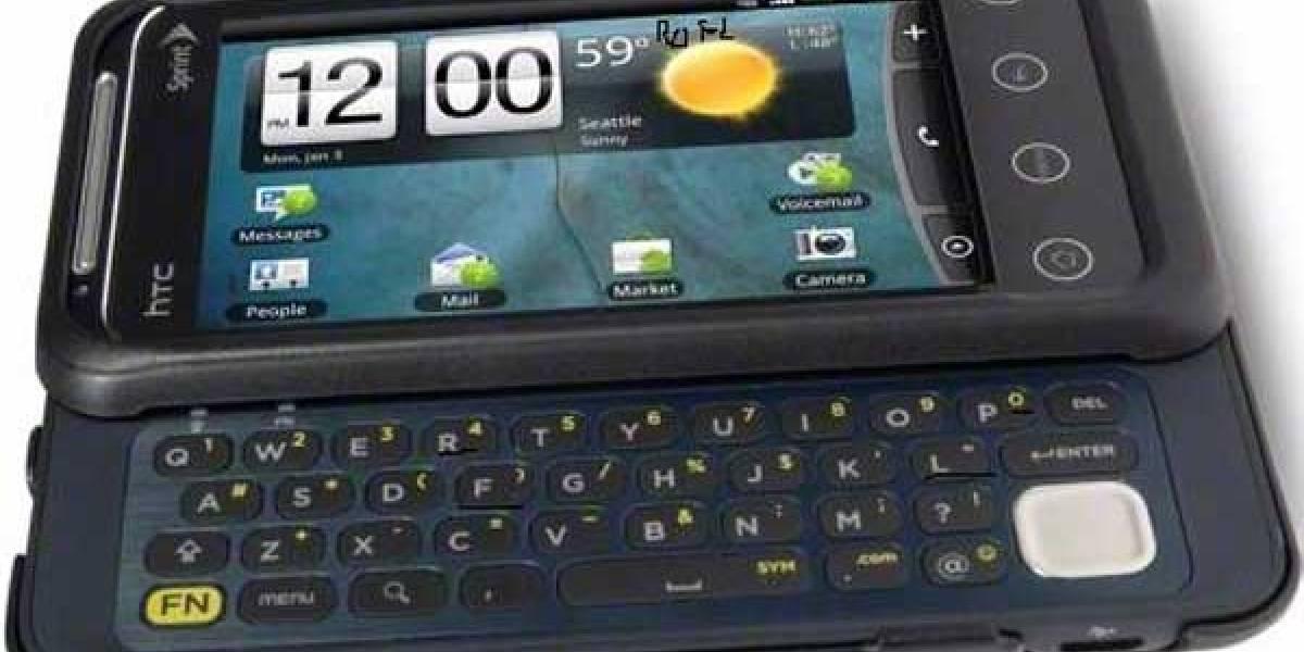 HTC presume de que presentará el primer smartphone 4G
