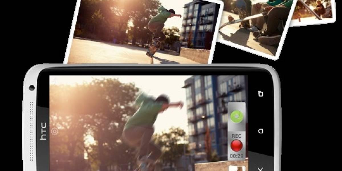 MWC12: HTC One S, V y X, la nueva apuesta de la taiwanesa