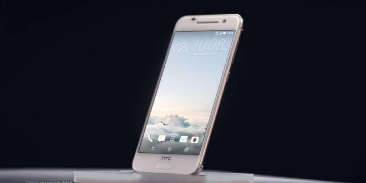HTC celebra el anuncio del One A9 con nueve videos