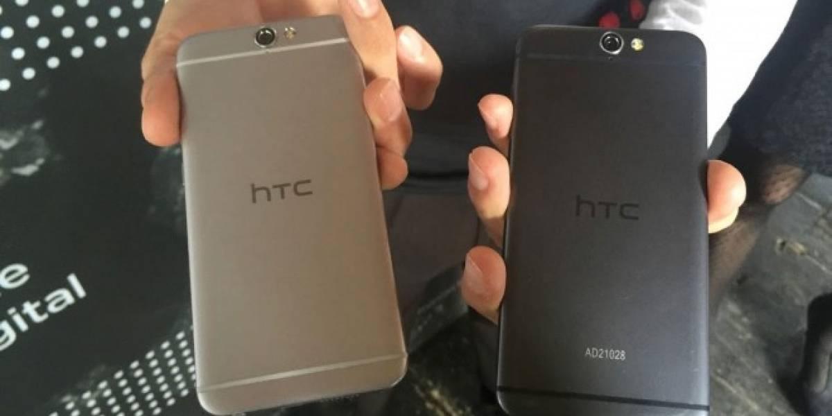 HTC lanza el One A9 en México