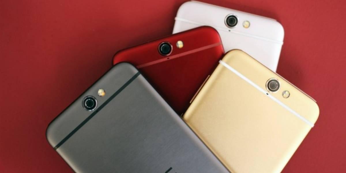 HTC usará el diseño del One A9 en sus próximos teléfonos