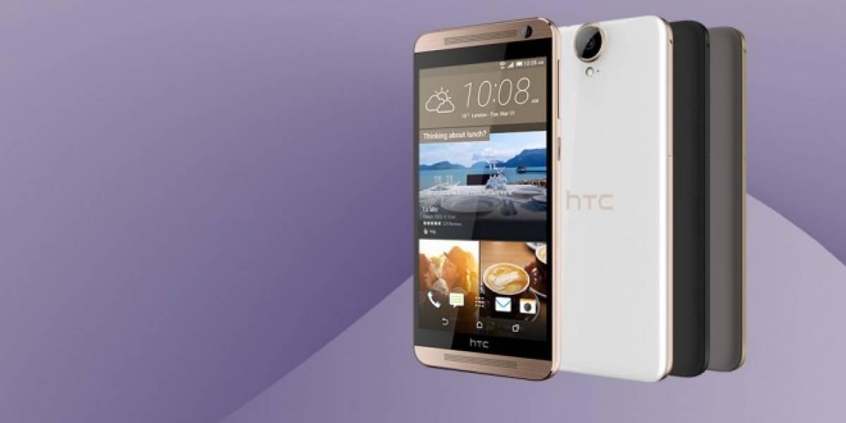 HTC One E9+ aparece en China