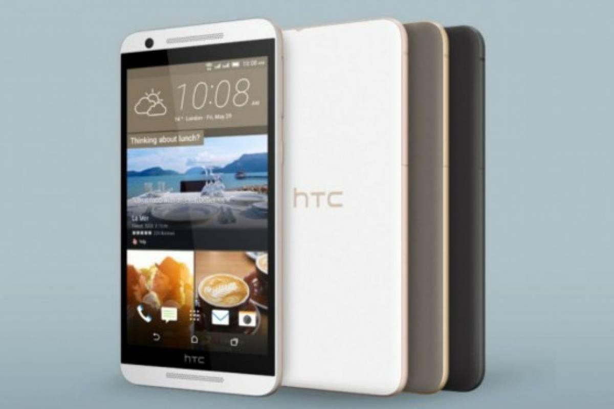 HTC lanza el One E9s con soporte Dual SIM