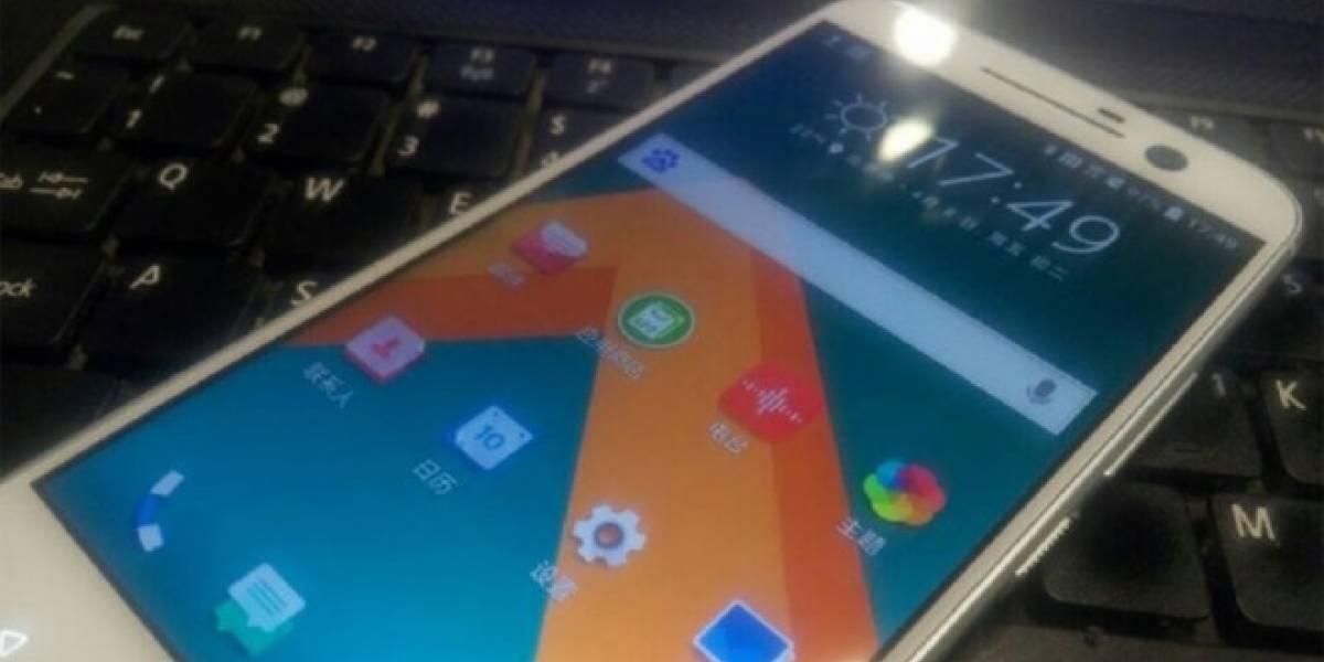 Nuevas imágenes filtradas confirman la apariencia del HTC One 10