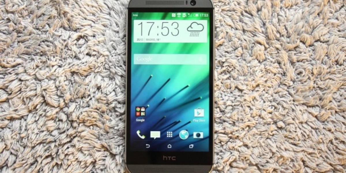 Ya se había confirmado actualización del HTC One M8 a Android M