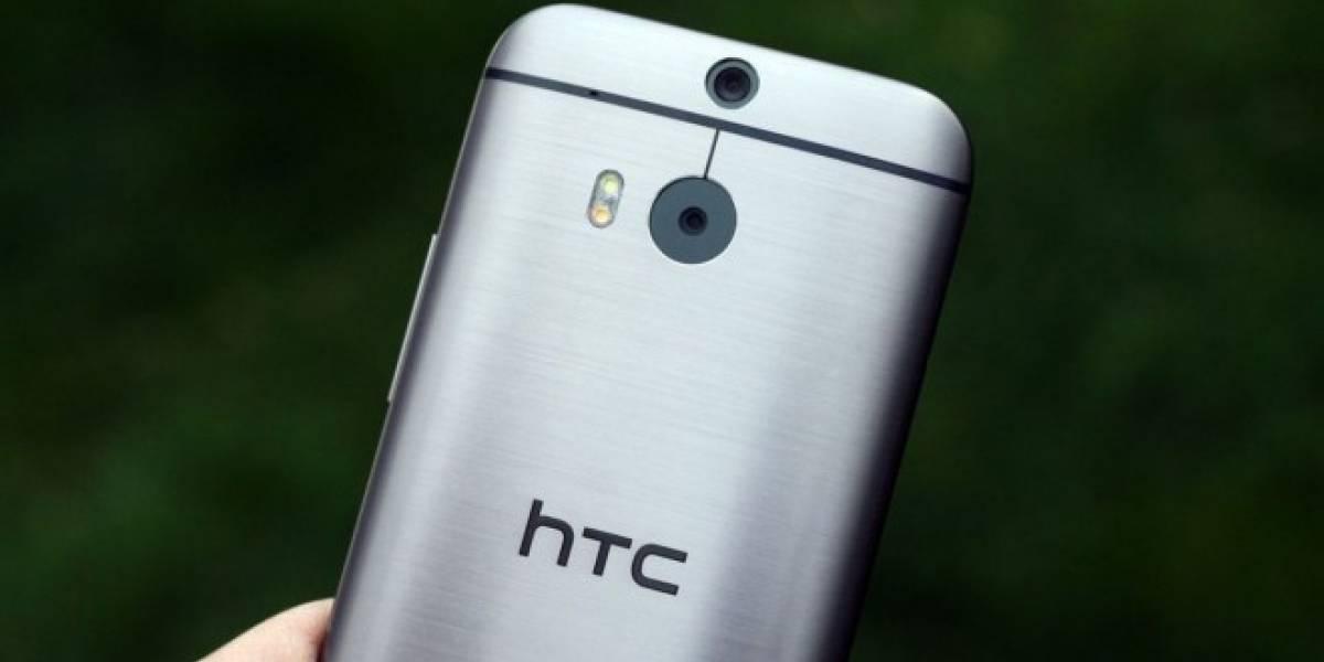 HTC está poniendo publicidad disfrazada en el One M8