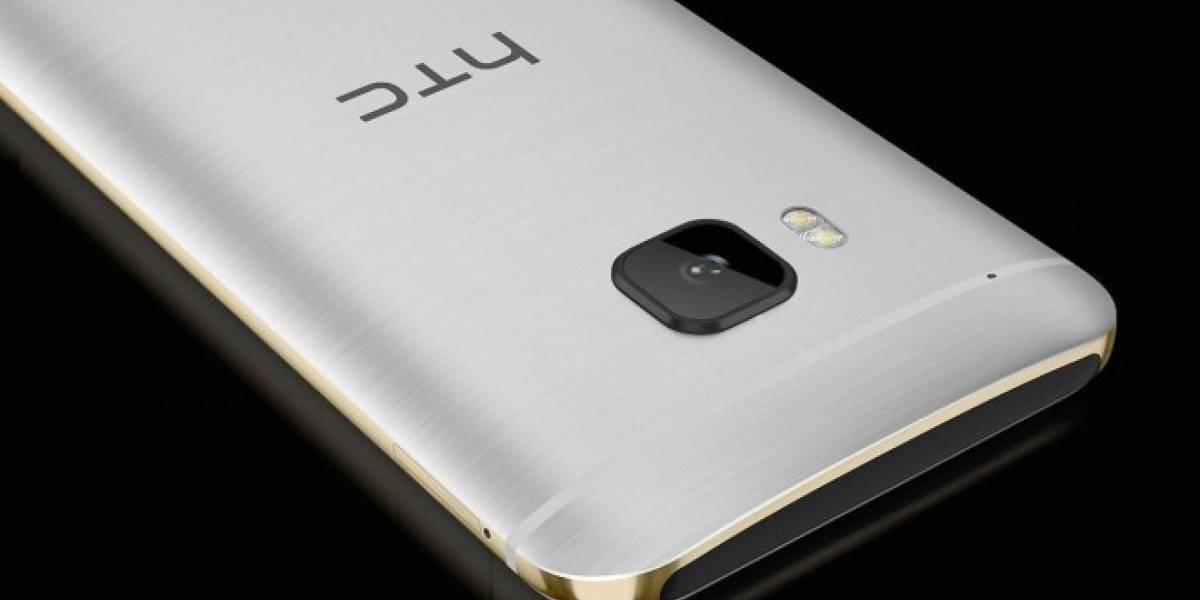 HTC actualiza su One M9+ con nueva cámara