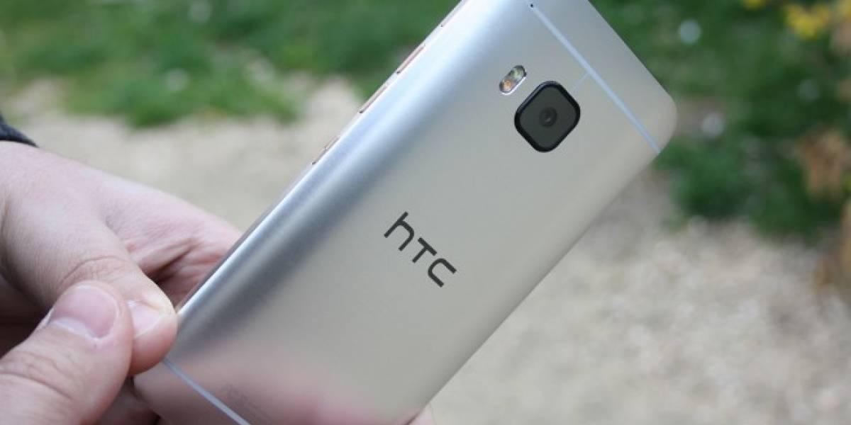 HTC solo ha distribuido 4,75 millones de One M9