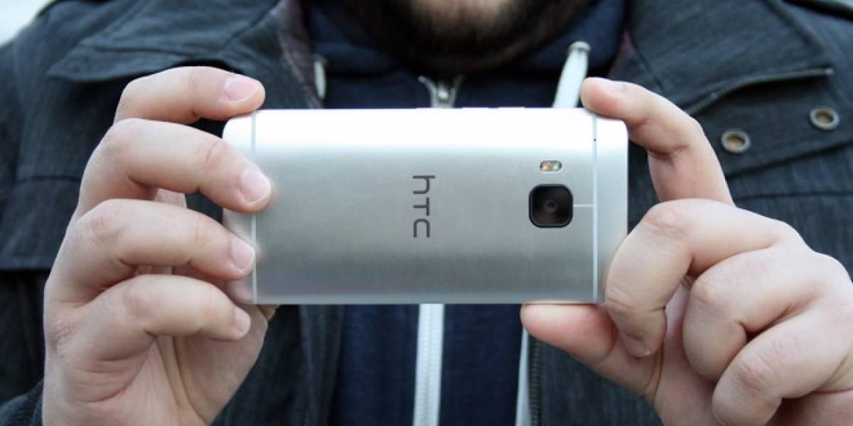 HTC One M9 ya puede hacer fotos sin compresión