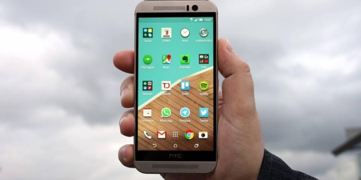 HTC One M9 llega a México con Telcel