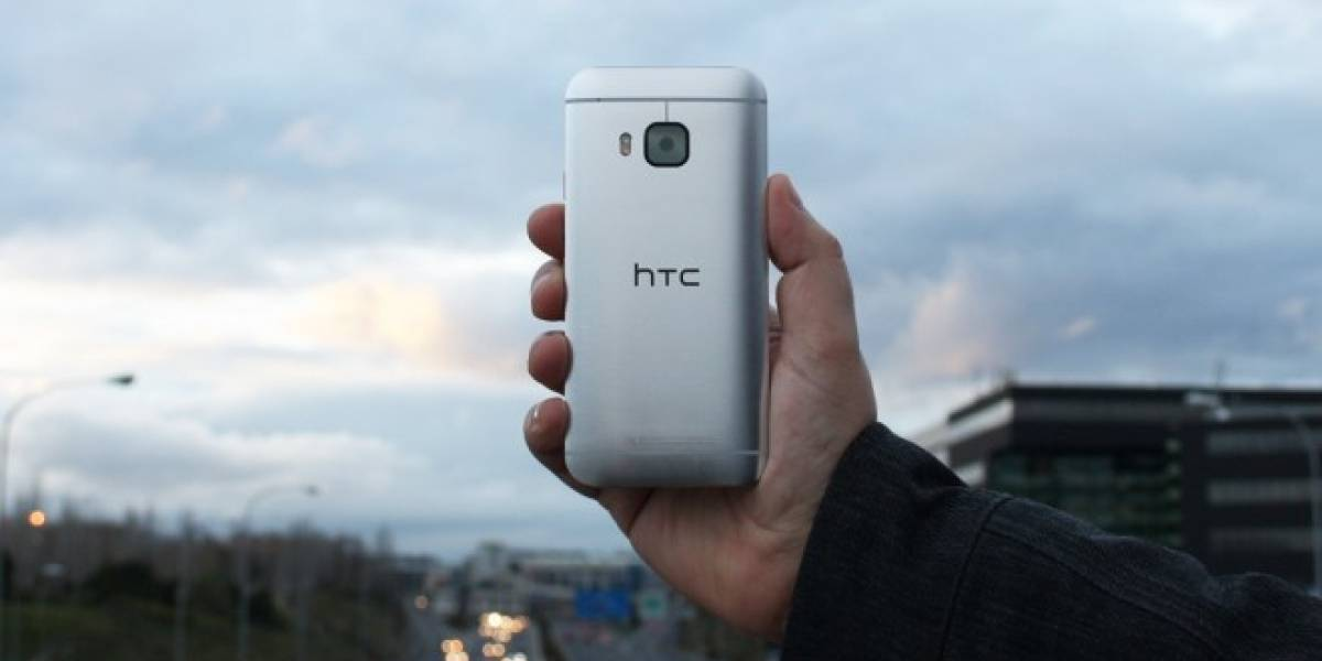 Ingresos de HTC caen por culpa del HTC One M9