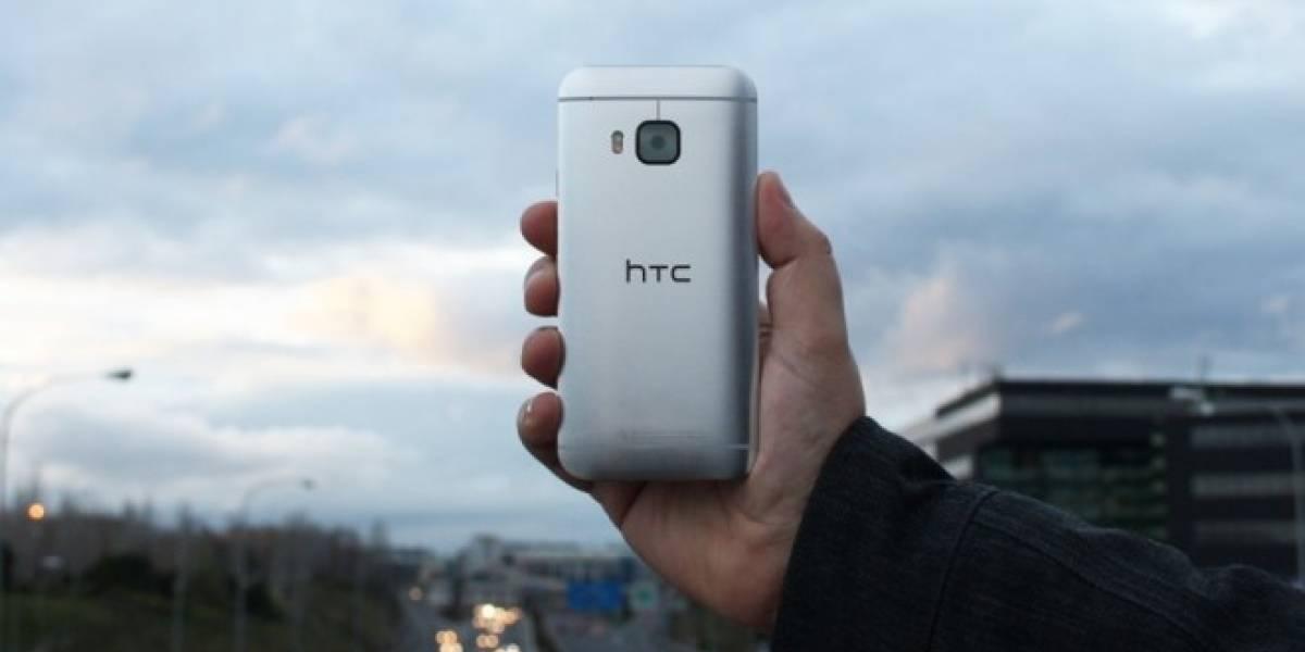 Actualización para el HTC One M9 mejora la cámara y duración de la batería