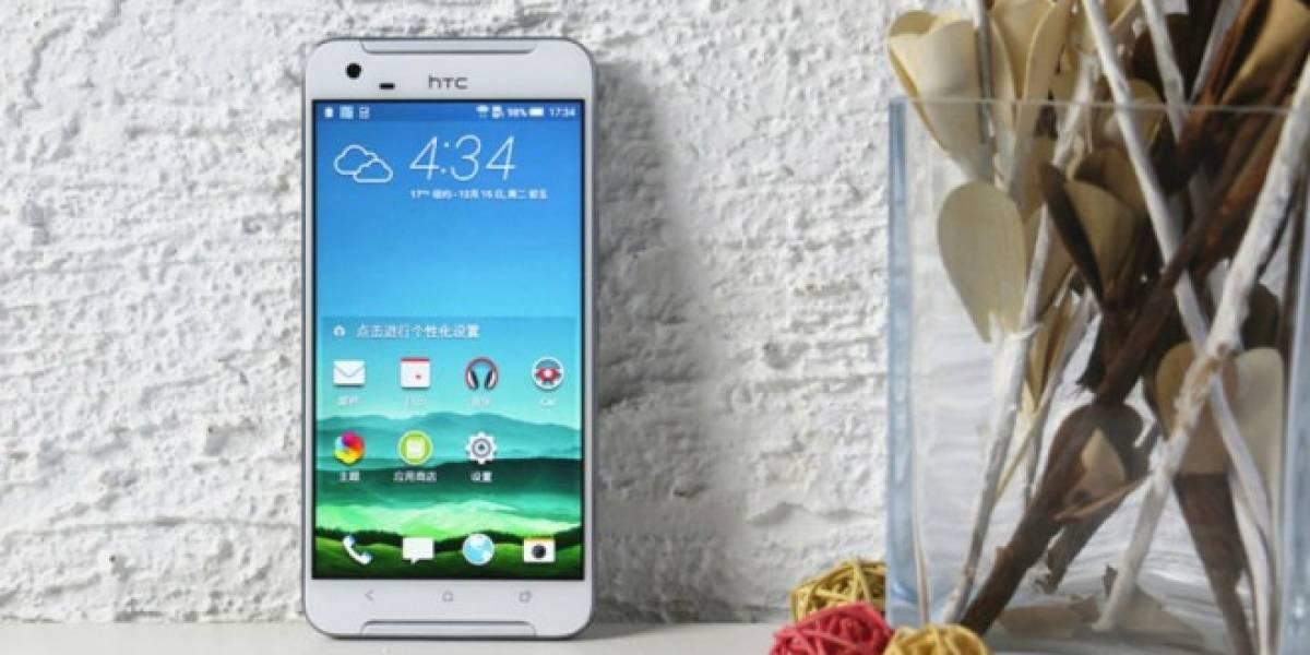 Filtran nuevas fotos del HTC One X9 en alta resolución