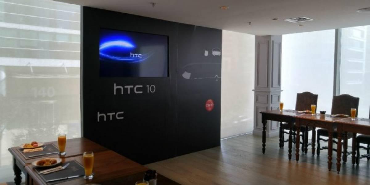 HTC 10 es presentado de forma oficial en Chile
