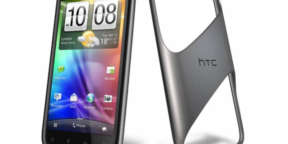 HTC Sensation aterriza en España