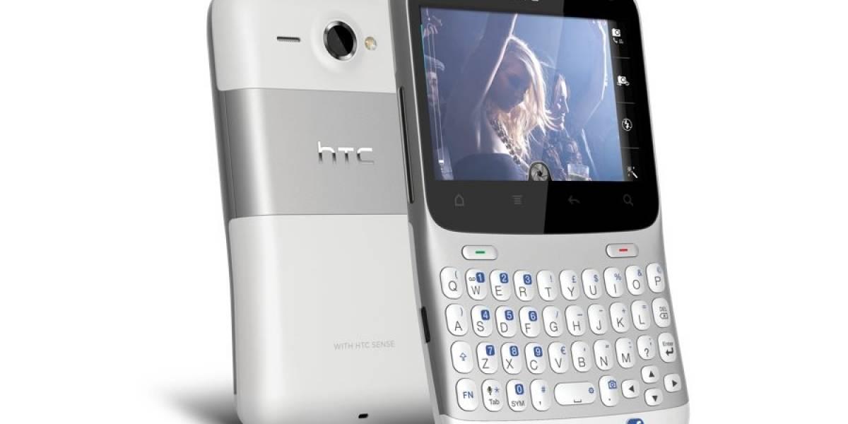 México: Ya llegaron el HTC Status y el HTC Explorer