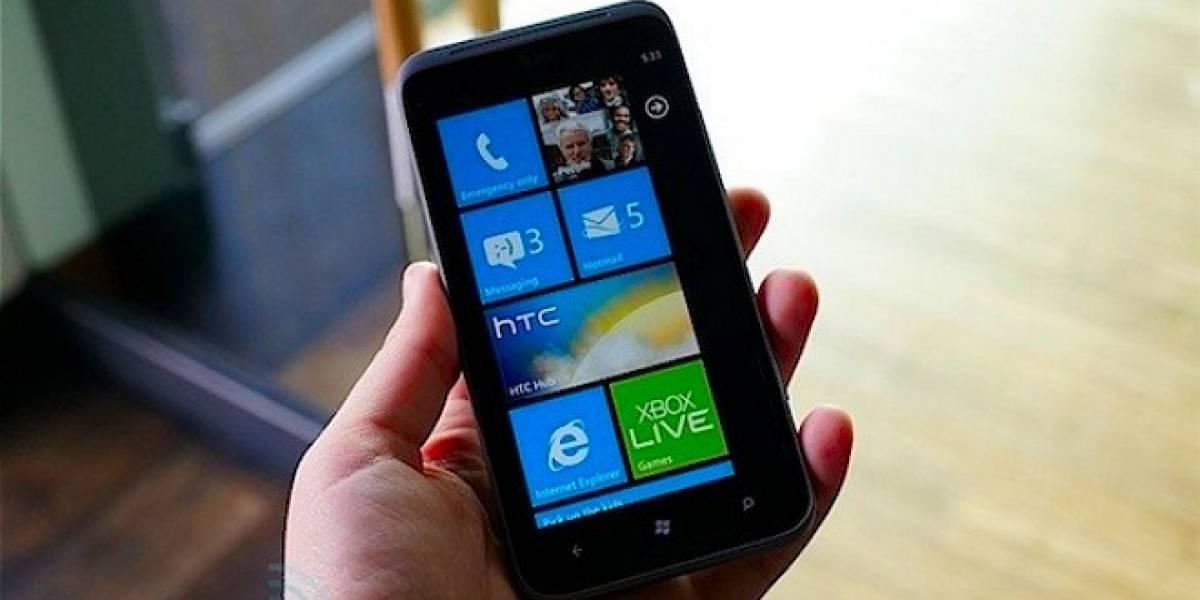 CES 2012: Anunciado HTC Titan II con Windows Phone y LTE