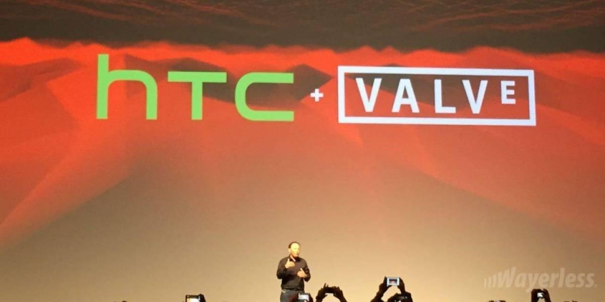 Valve y HTC presentan HTC Vive: Entretenimiento total en la Realidad Virtual