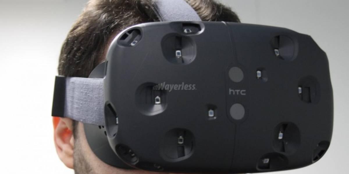 HTC le pone fecha de salida a sus gafas de realidad virtual