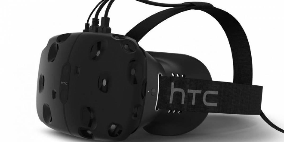 HTC Vive tendría un precio muy superior a la competencia