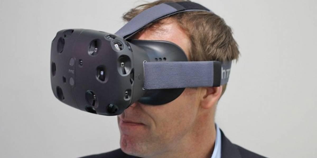 HTC cree que la realidad virtual superará a los smartphones en 4 años