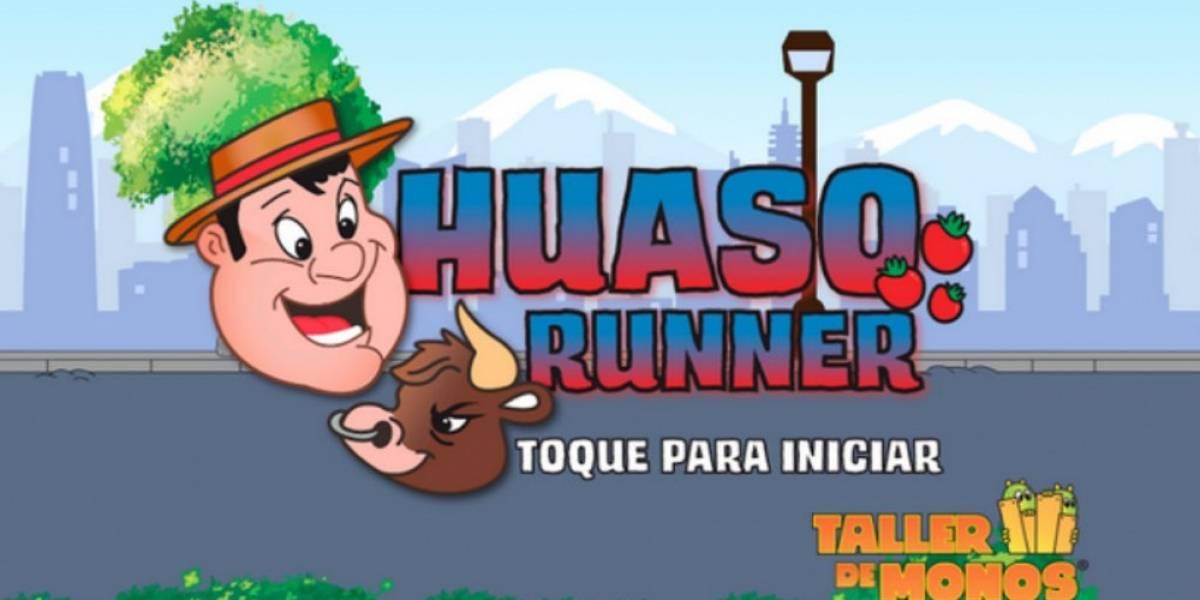 Huaso Runner, un juego especial para fiestas patrias