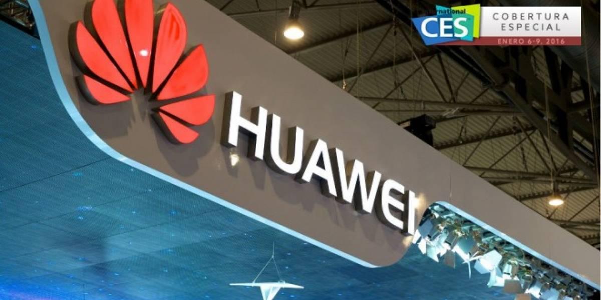 Huawei lanza teaser de nuevo dispositivo #CES2016