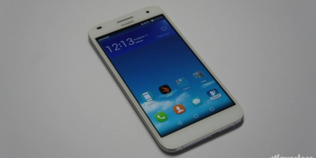 Review Huawei Ascend G7 [W Labs]