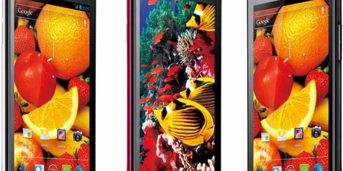 Huawei prepara un nuevo smartphone 4G basado en el P1