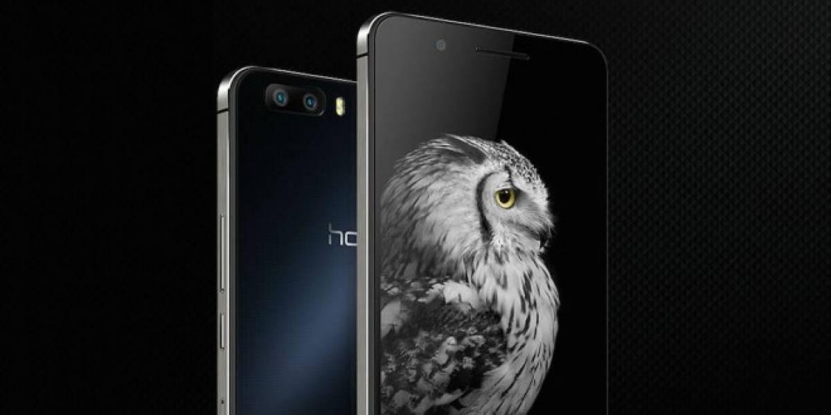 Huawei revelará el Honor 7 el 8 de junio