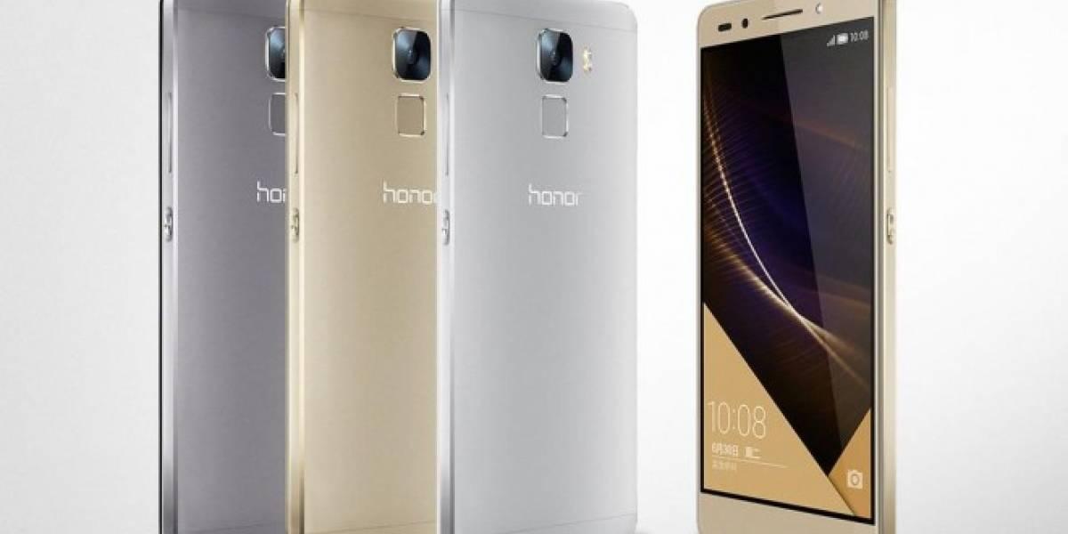 Huawei Honor 7 podría recibir la primera beta de Android 6.0 a fines de Noviembre