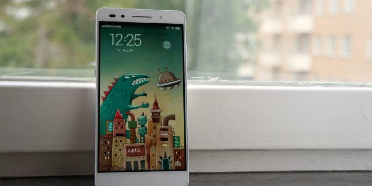 Huawei Honor 7 comienza a recibir Android 6.0 Marshmallow