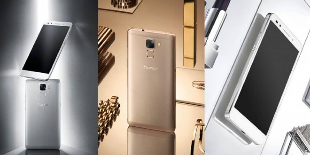 El nuevo Huawei Honor 7 ya es oficial en China