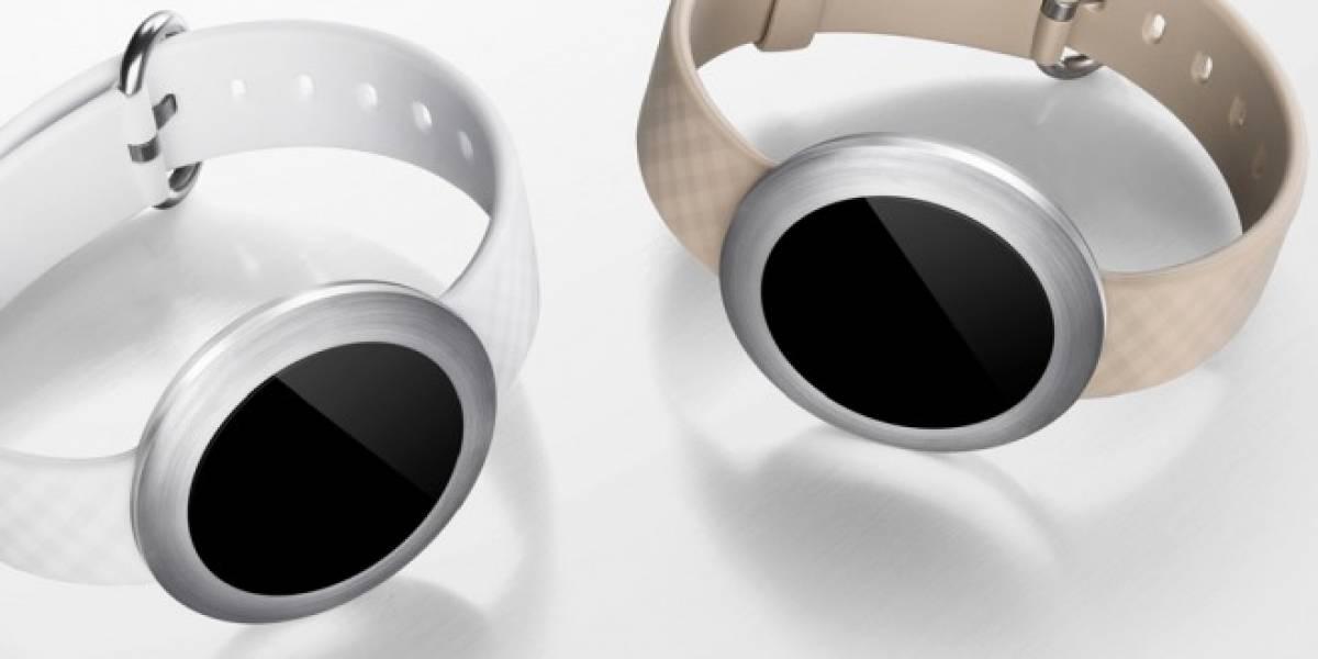 Huawei muestra render del Honor Band Zero con diseño circular