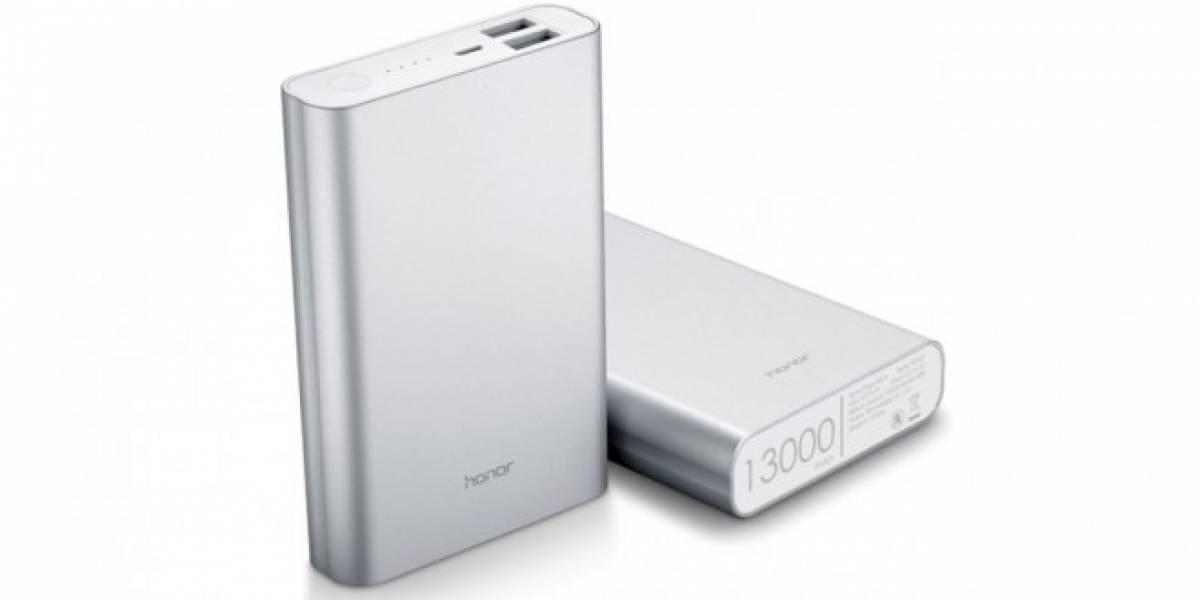 Huawei Honor Power Bank AP007, una batería portátil a precio accesible