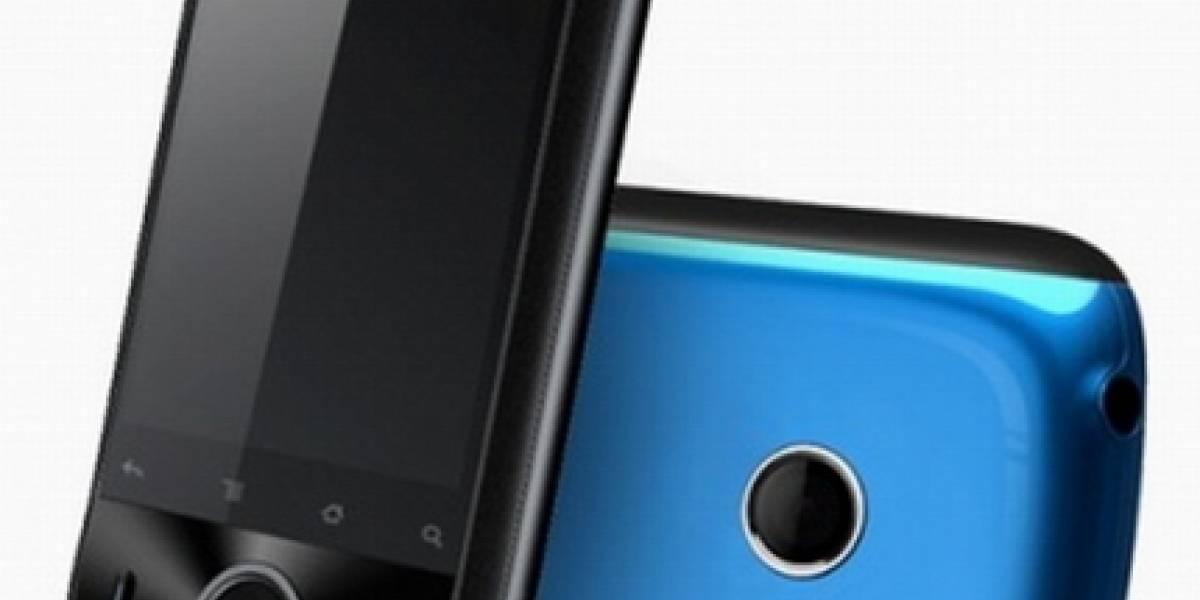 Huawei lanzará su primer móvil con Froyo en la IFA, el Ideos U8150