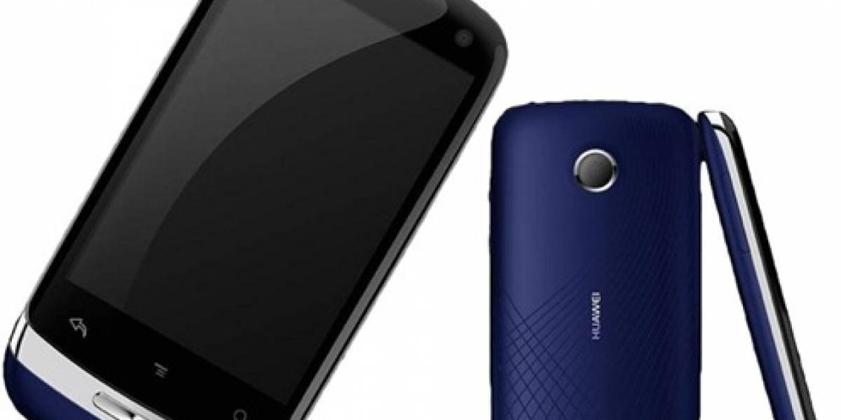 Huawei presenta el smartphone IDEOS X3 y la tablet S7 Slim