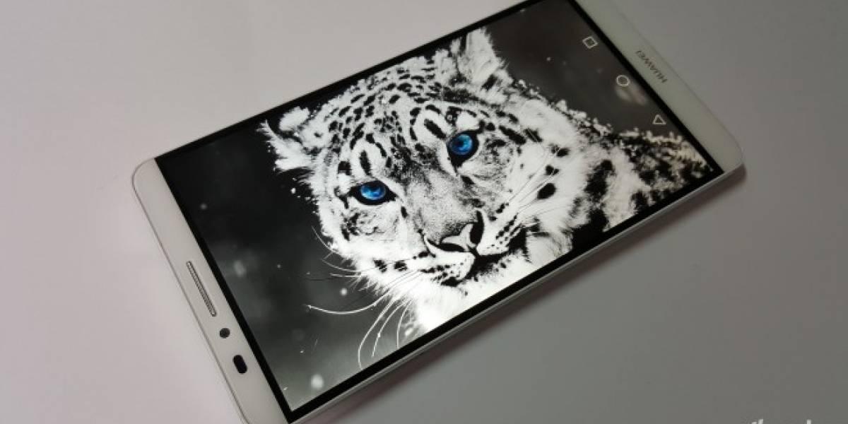Nuevo procesador de Huawei es más rápido que el Galaxy Note 5