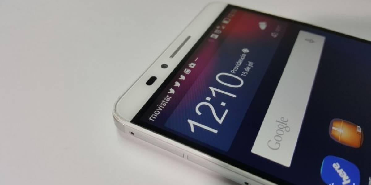 Huawei Mate 8 será revelado a finales de noviembre