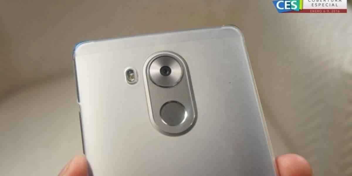 Huawei Mate 8 a primera vista #CES2016