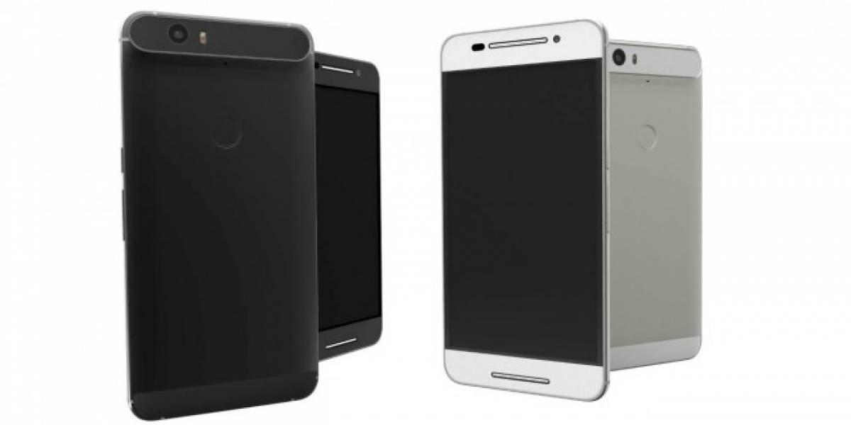 Aparecen supuestas imágenes reales del nuevo Nexus de Huawei