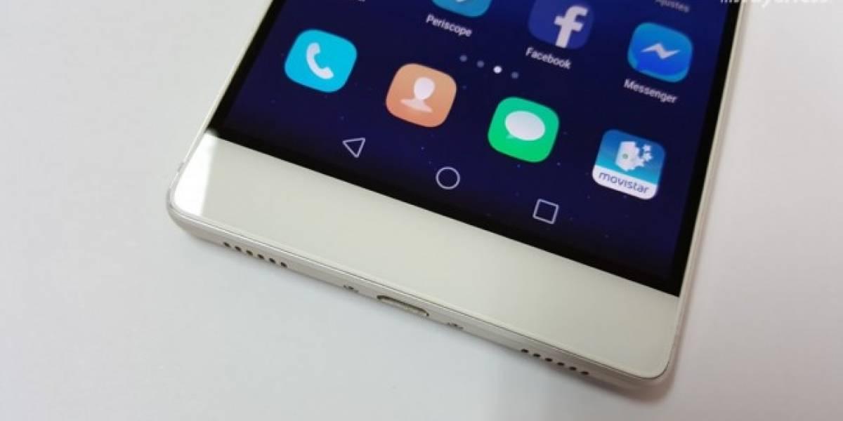 Filtran nuevas fotos del Huawei P9