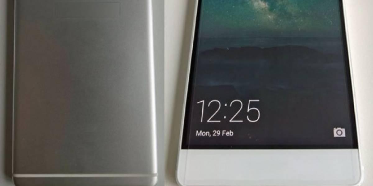 Render confirma el diseño trasero del Huawei P9