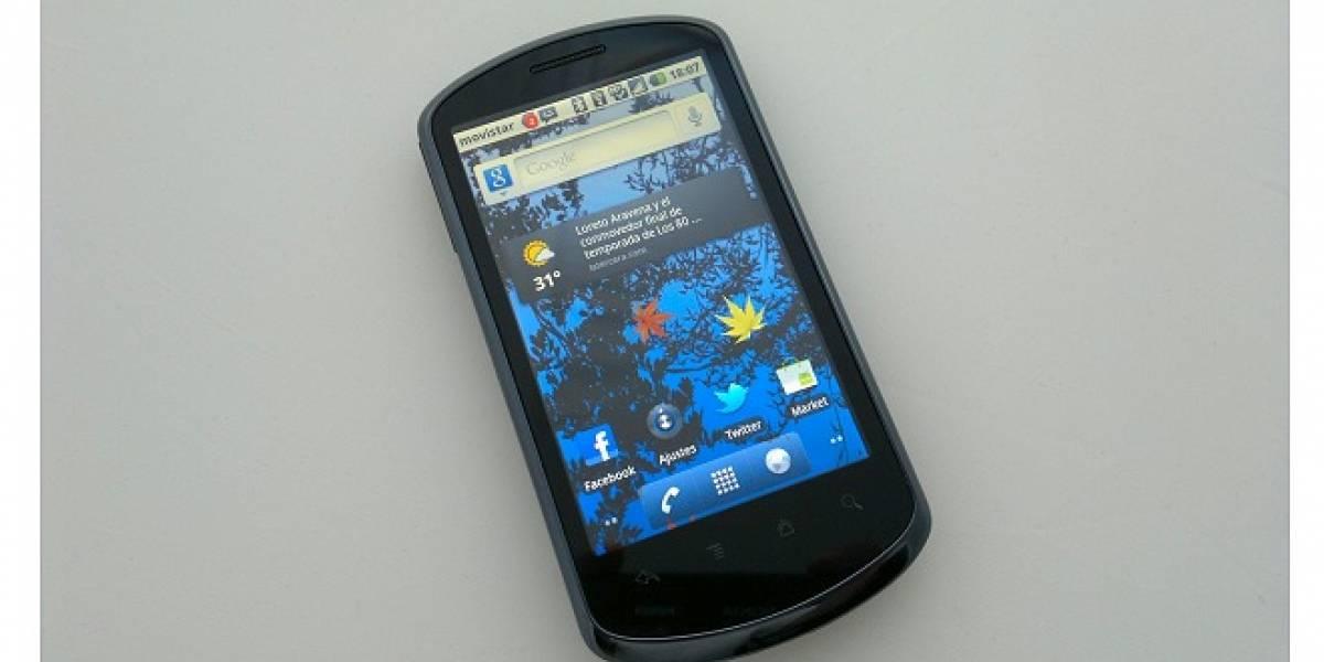 Huawei U8800 IDEOS X5 [W Labs]
