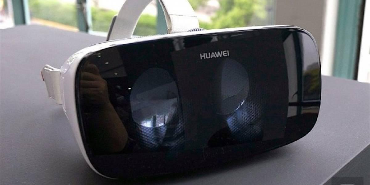Huawei se sube a la moda de la realidad virtual con las gafas Huawei VR