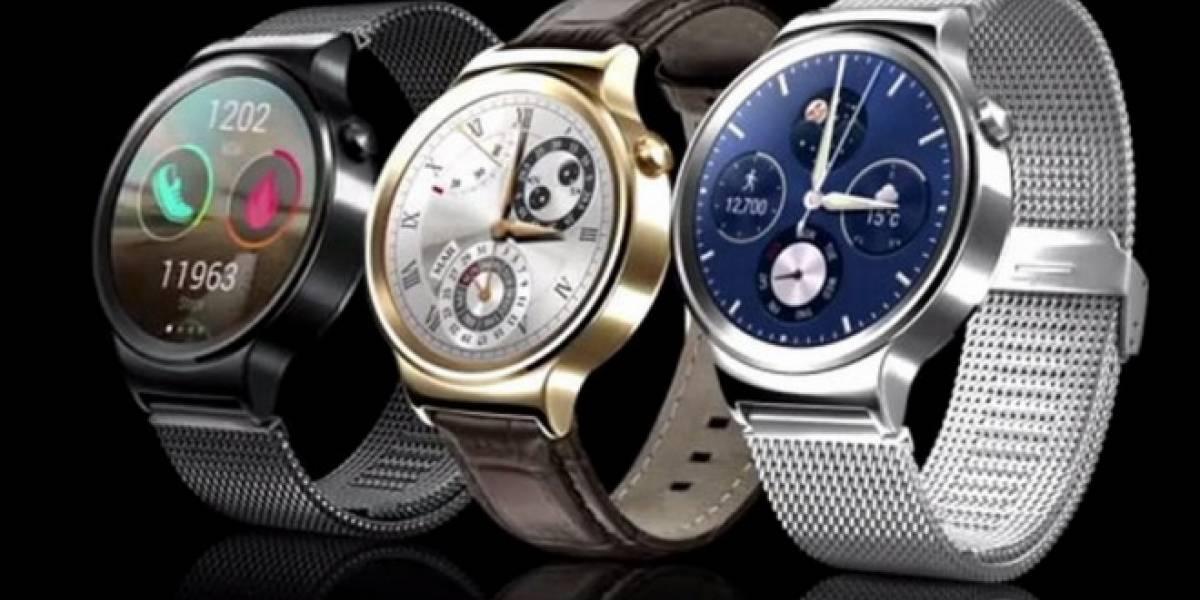 Huawei retrasa el lanzamiento de su primer reloj inteligente