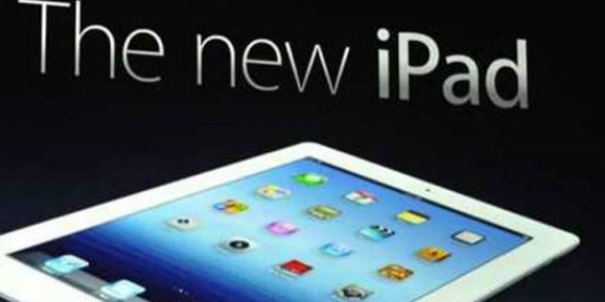 Rumor: A fin de año Apple estrenaría un iPad de 7.85 pulgadas